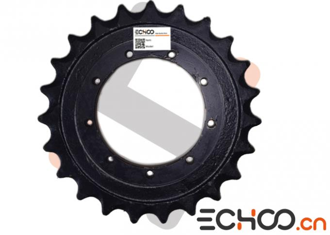 VIO20 Yanmar Mini Excavator Sprockets / Undercarriage Sprockets Mini Excavator