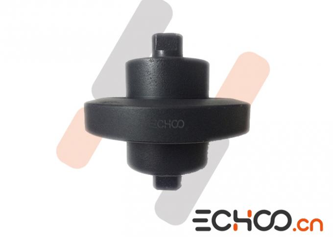 Y12 Mini Excavator Track Bottom Roller Black Roller For YGRY Undercarriage Parts