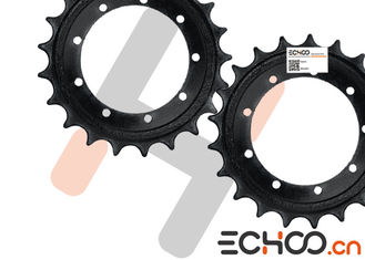 China Kubota U30 Steel Mini Excavator Sprockets With Black Color OEM Welcome supplier