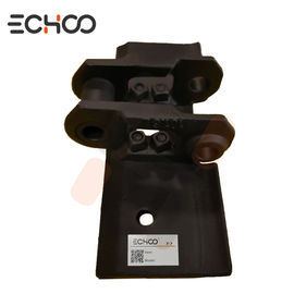 China Echoo 101.6 Pitch Track Chain Mini Excavator Undercarriage Parts Track Link And Shoe Vio30 B3 Pc35 Ex30 TB125 R35 SK30 supplier