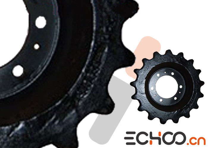 Track Sprocket 6 Hole Single Speed Compatible with Bobcat T300 T300 T200 T200