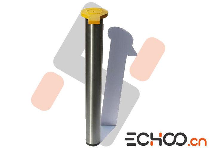 45X360mm Excavator Bucket Pins And Bushings / Black Digger